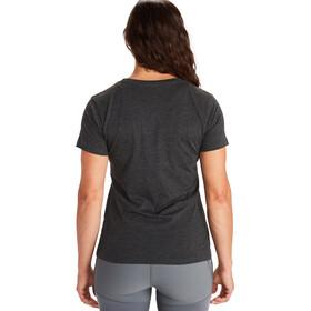 Marmot Coastal T-shirt Dames, grijs